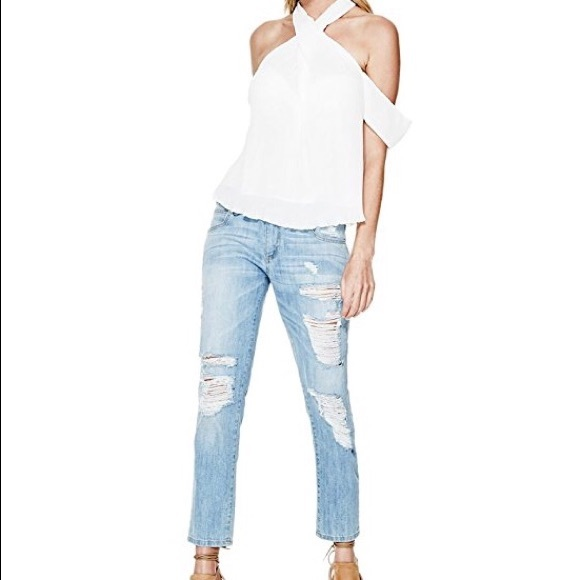 Guess Denim - Guess Low-Rise Tomboy Jeans